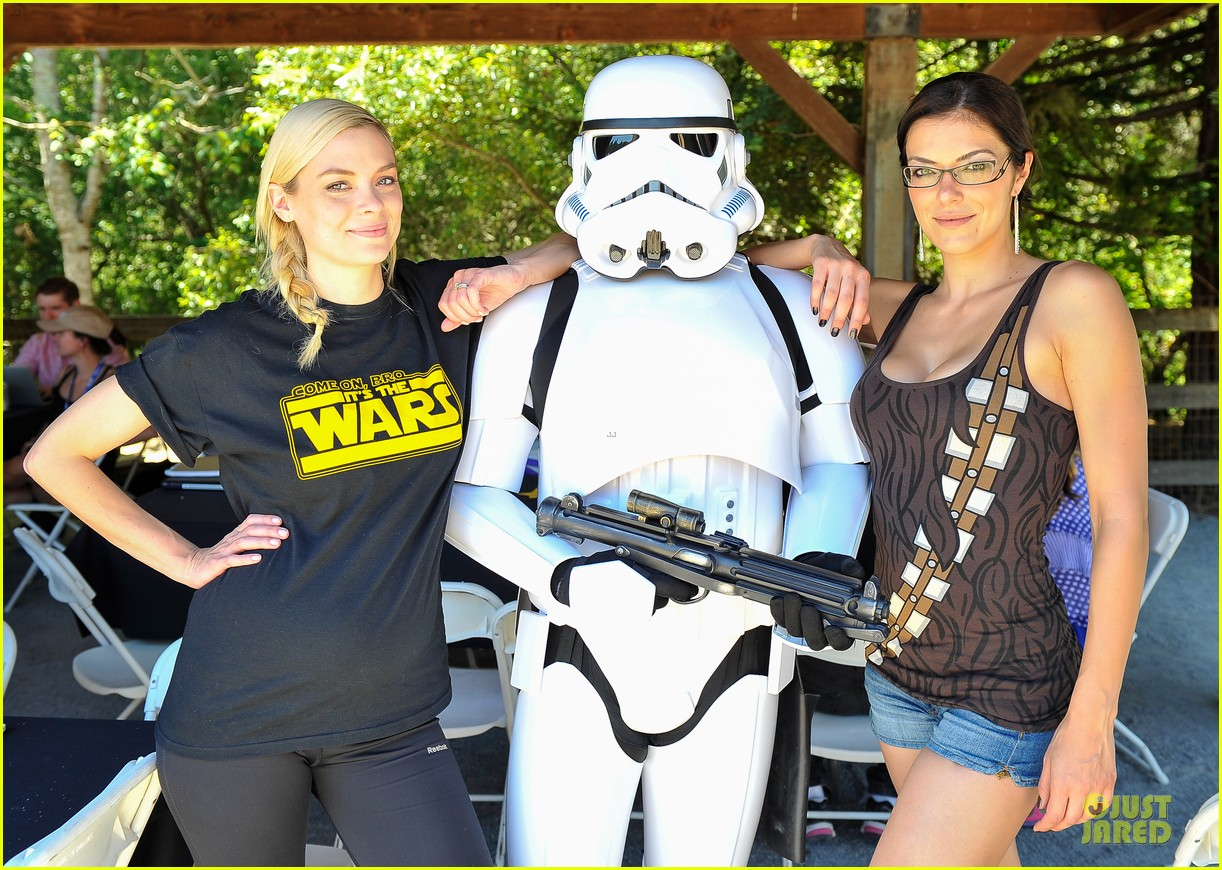 jaime king kyle newman course of the force relay 072906952