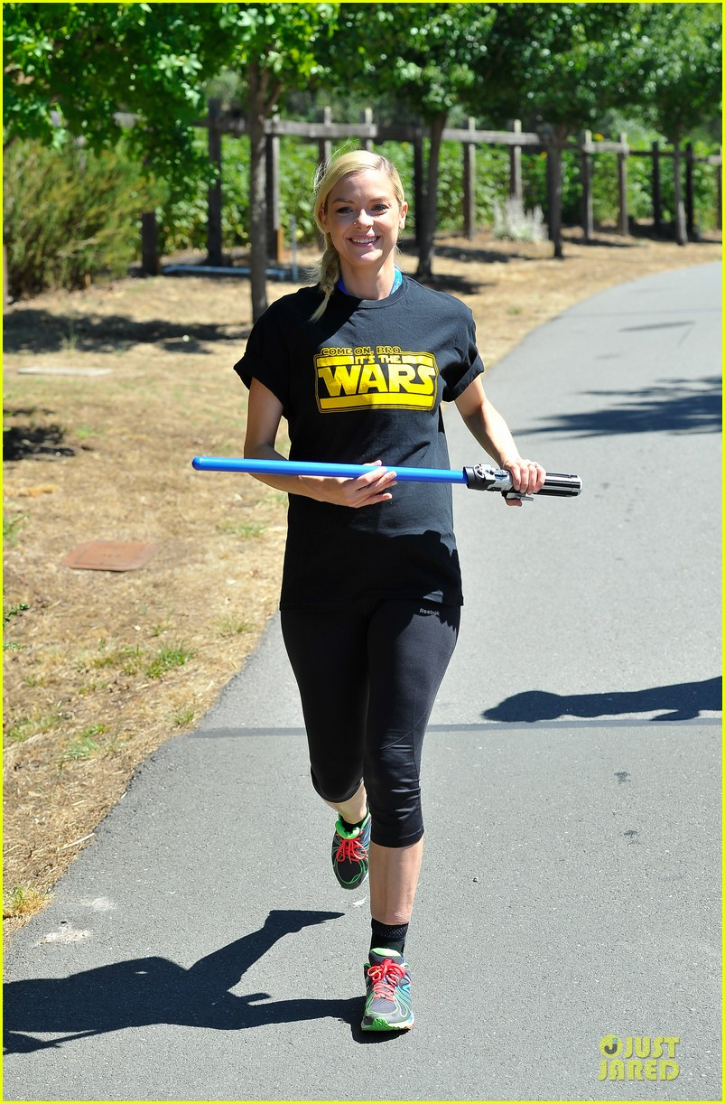 jaime king kyle newman course of the force relay 082906953