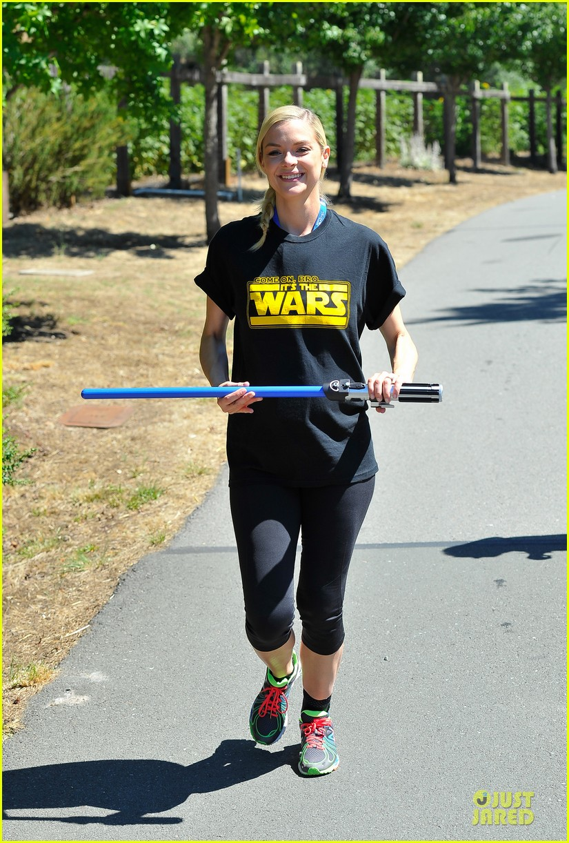 jaime king kyle newman course of the force relay 102906955
