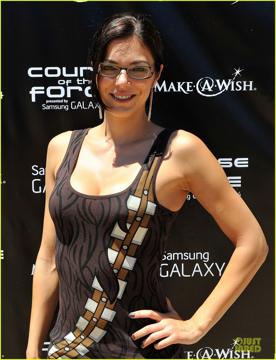 jaime king kyle newman course of the force relay 122906957