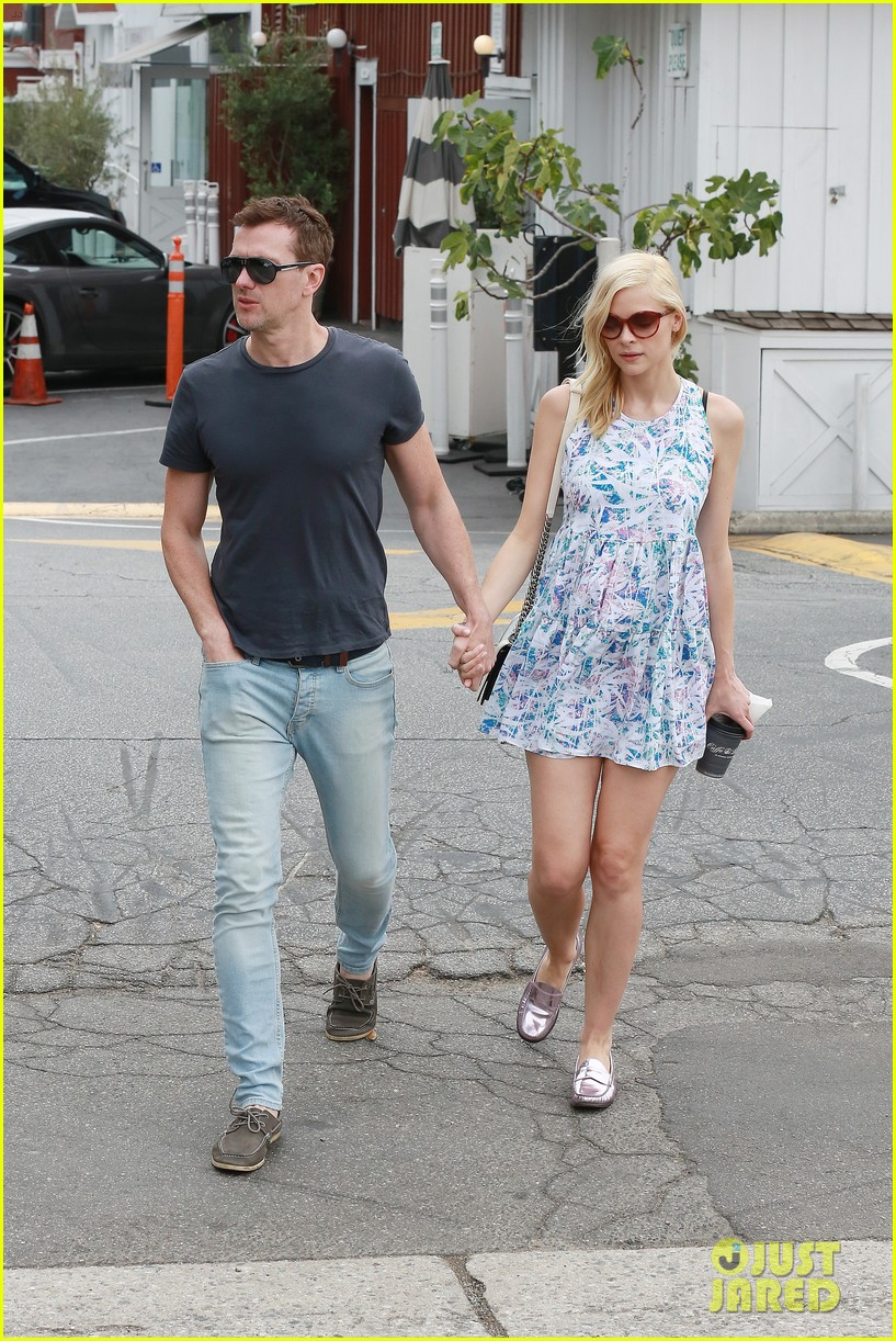 pregnant jaime king a voltre sante brunch with kyle newman 032914536