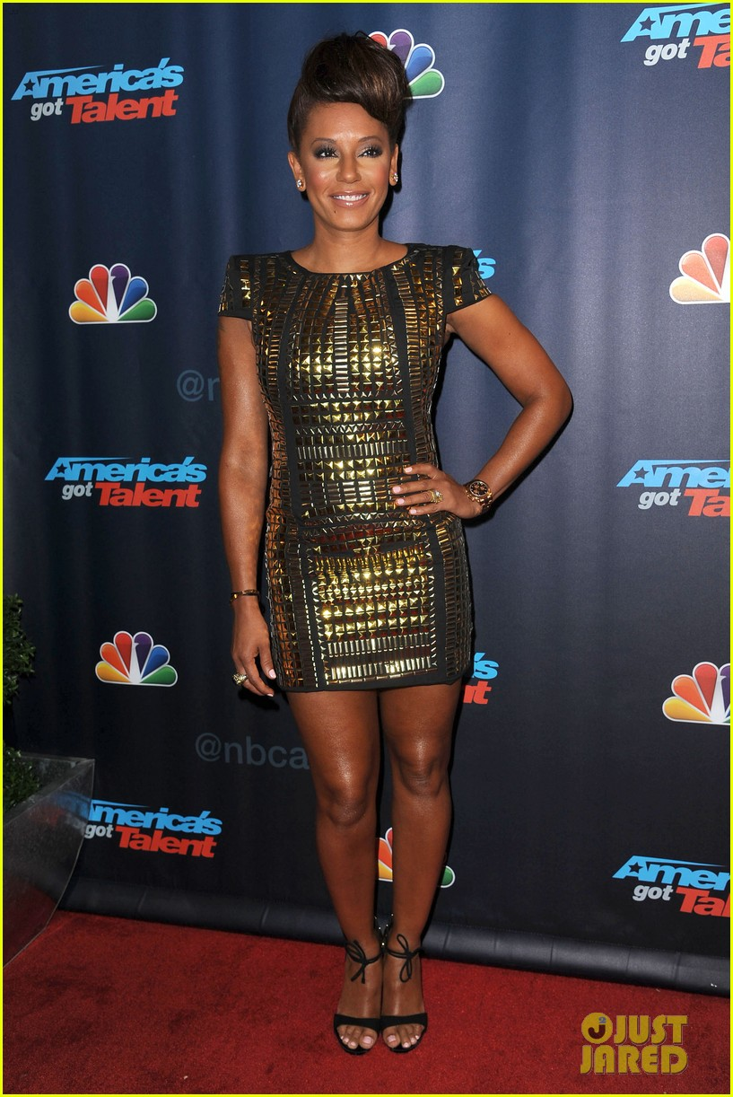 heidi klum mel b americas got talent results show 012916463