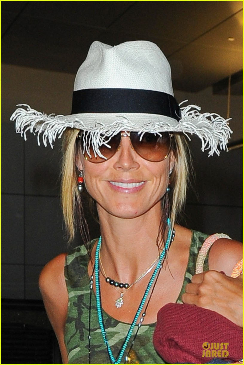 heidi klum trend in for project runway 132915694