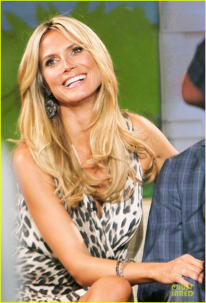 heidi klum trend in for project runway 362915717
