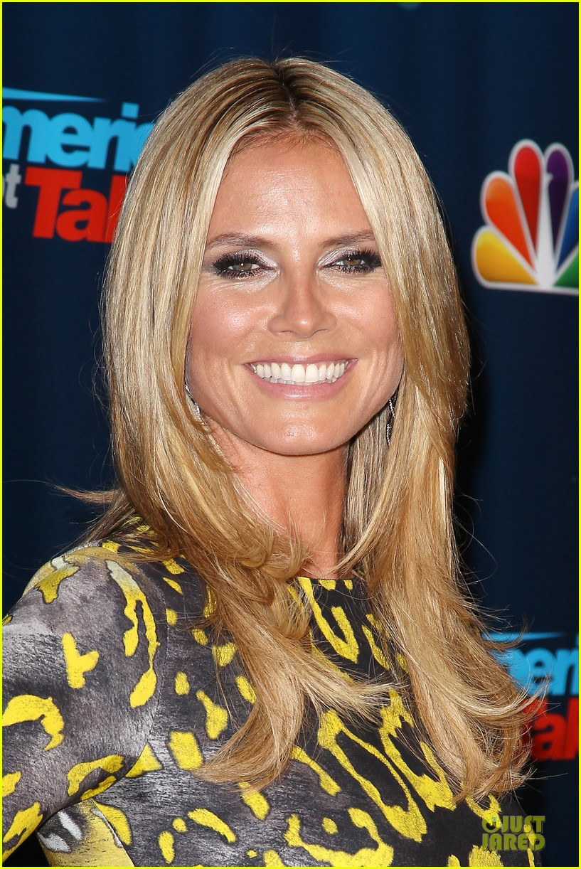 heidi klum trend in for project runway 392915720