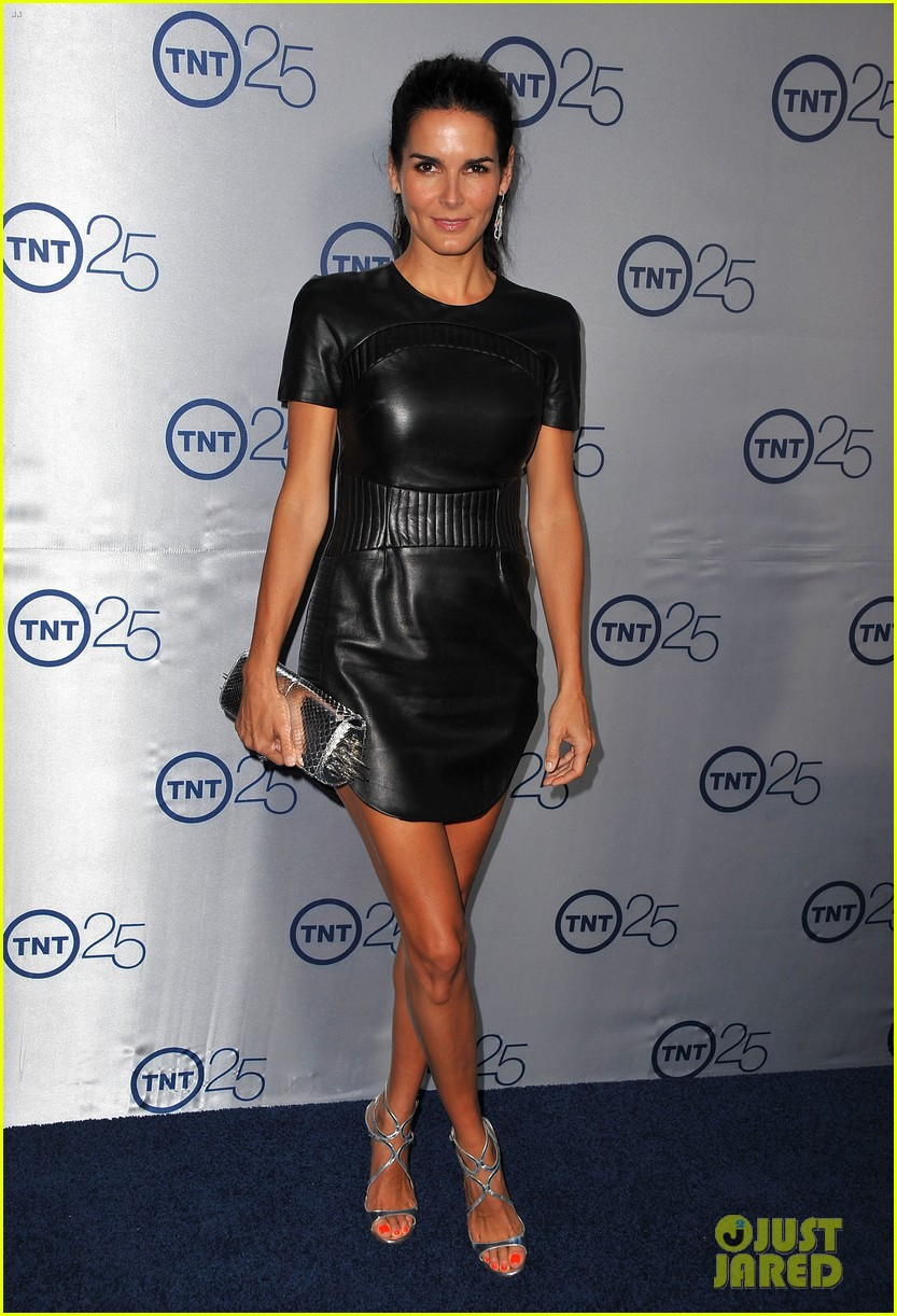 alexis knapp sasha alexander tnt's 25th anniversary party 082916536