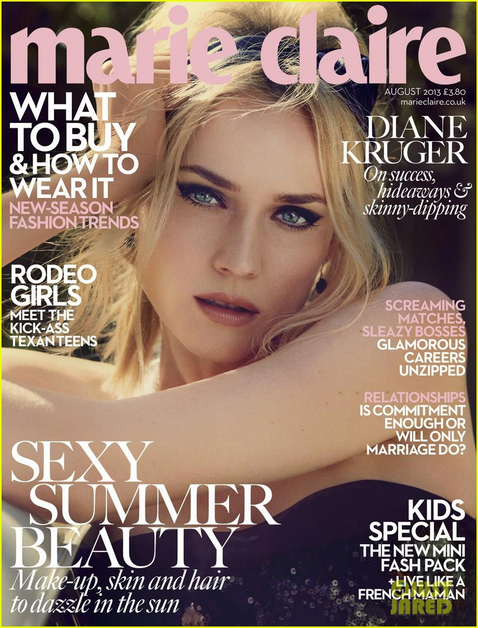 diane kruger marie claire uk august 2013 02