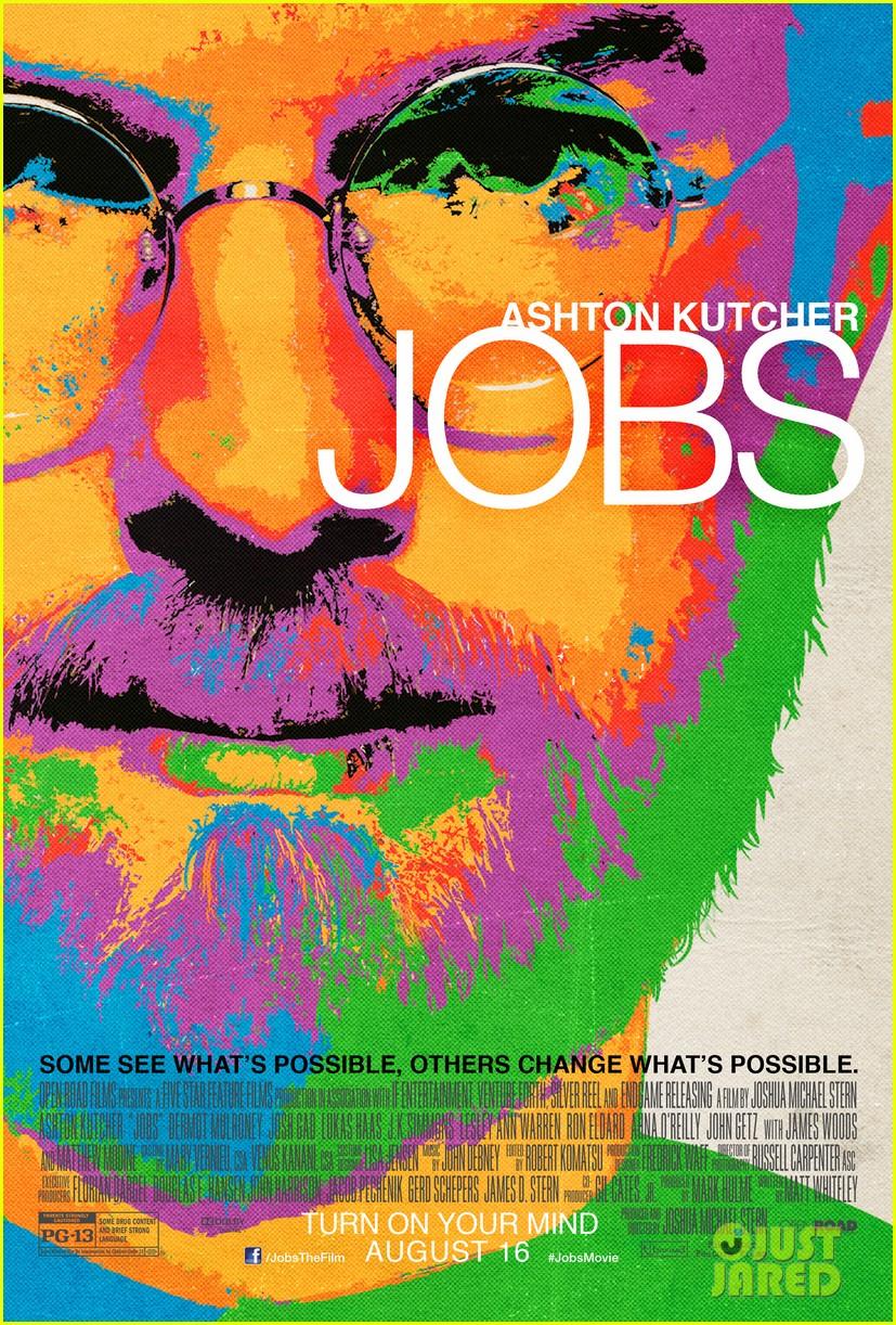 ashton kutcher new jobs poster images 052903212