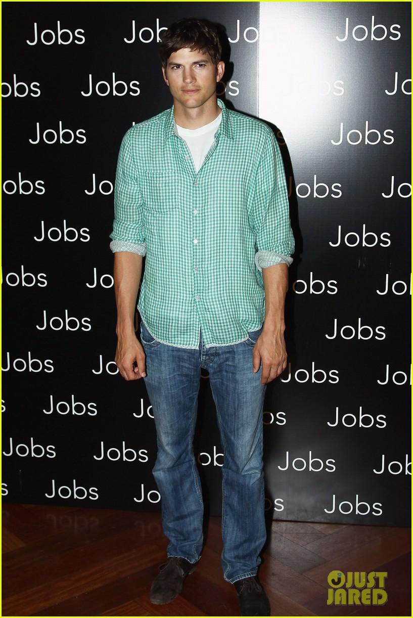 ashton kutcher jobs paris premiere 012901871