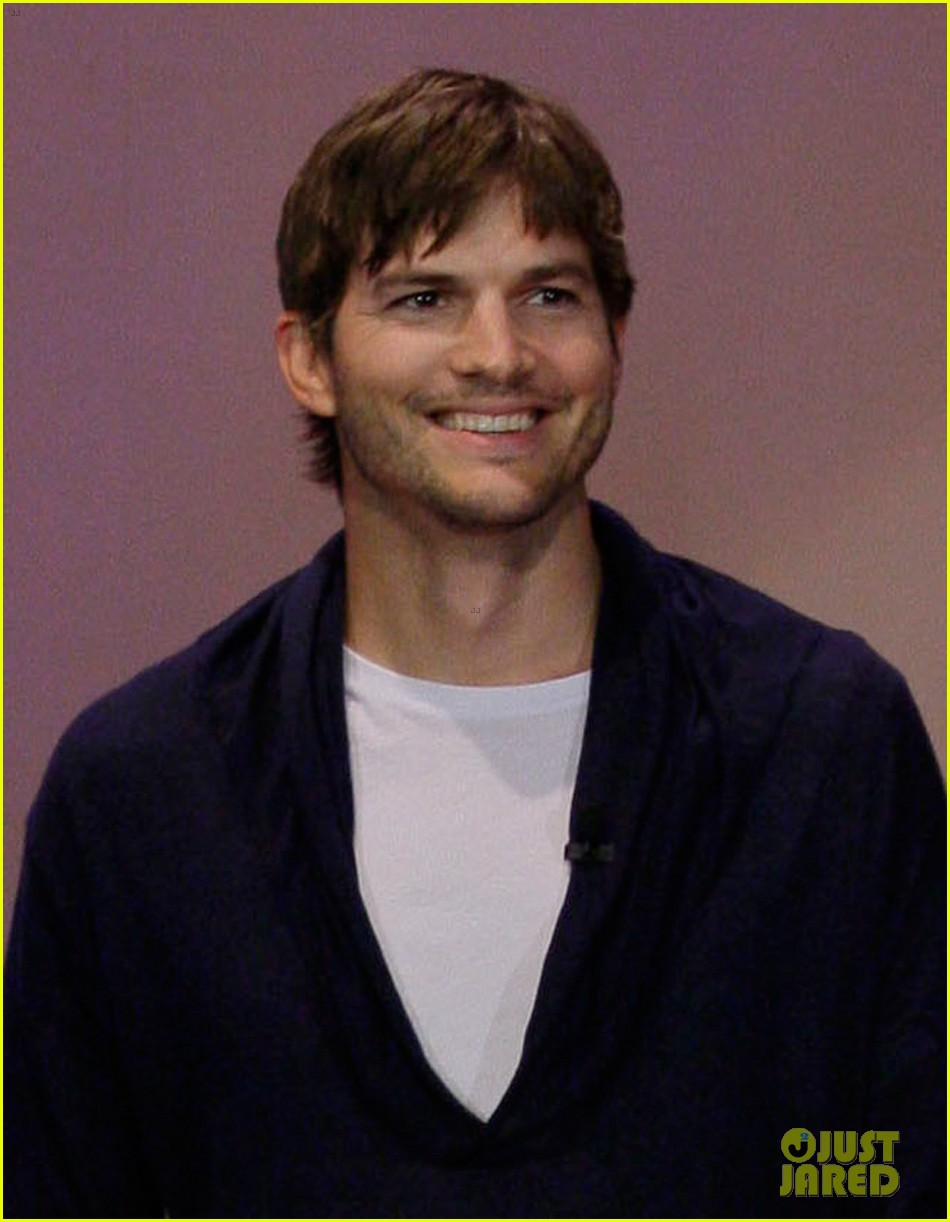 ashton kutcher regrets never meeting steve jobs 022916459