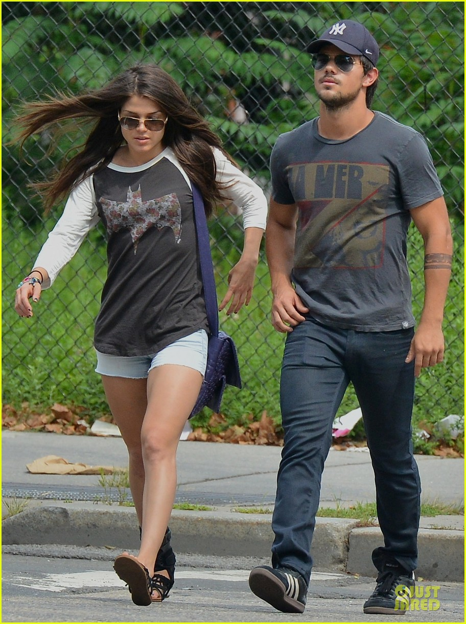 taylor lautner marie avgeropoulos holding hands as new couple 13