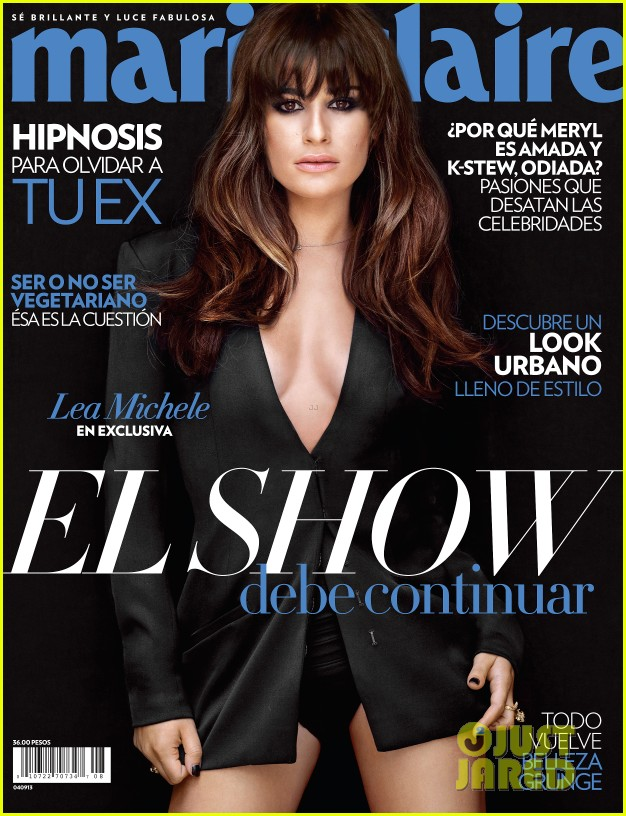 lea michele talks cory monteith to marie claire mexico before his death 012915746