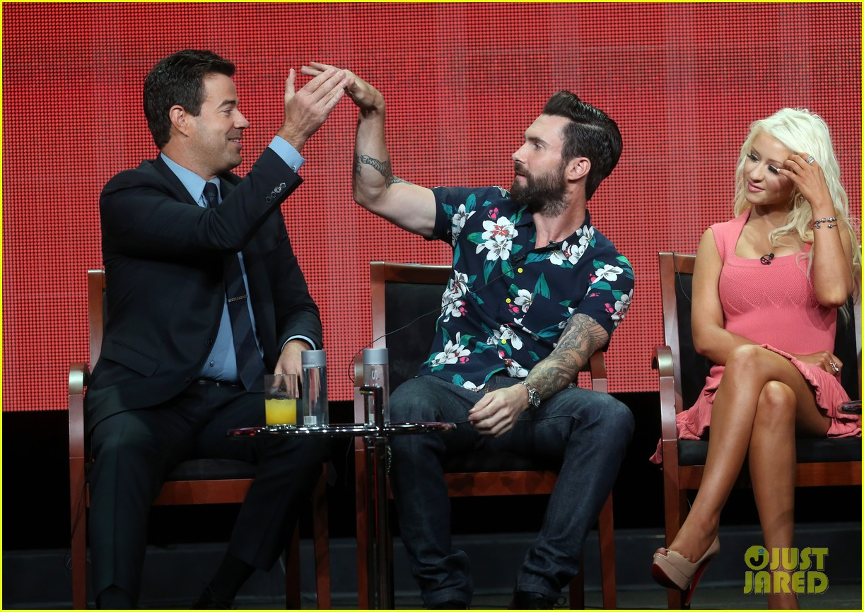 adam levine cee lo green nbc summer tca tour event 072918260