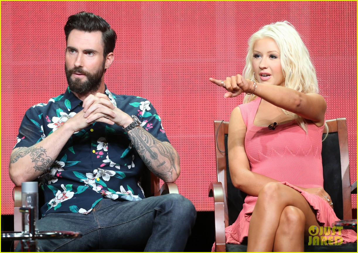 adam levine cee lo green nbc summer tca tour event 102918263