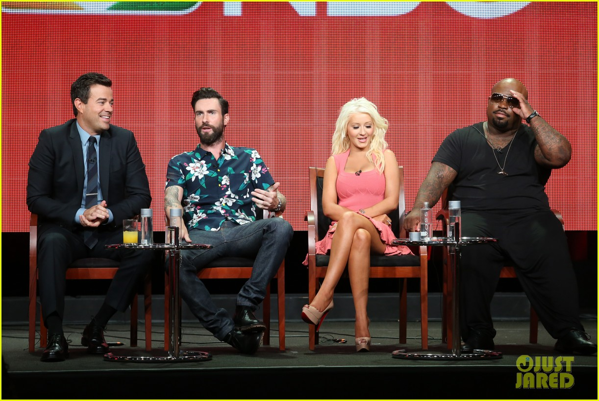 adam levine cee lo green nbc summer tca tour event 19