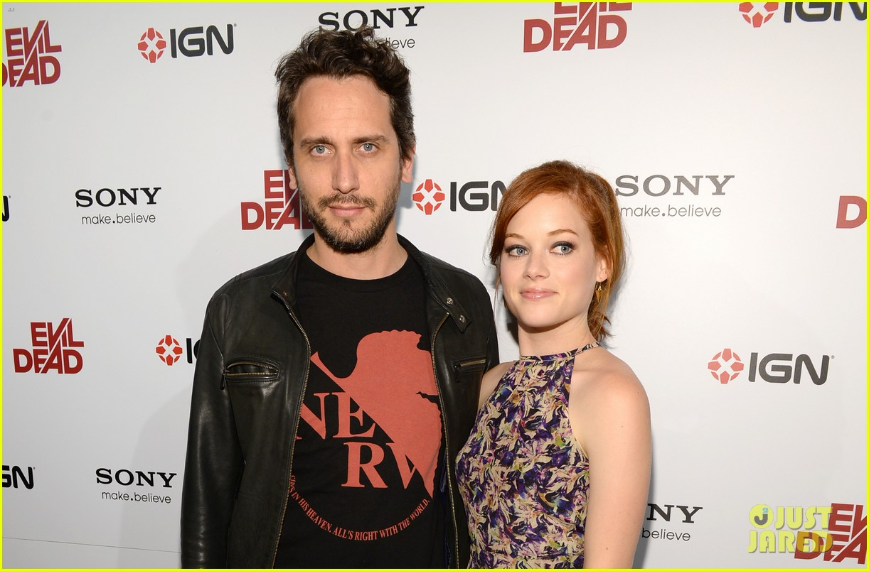 jane levy evil dead blu ray fan party at comic con 2013 082913636