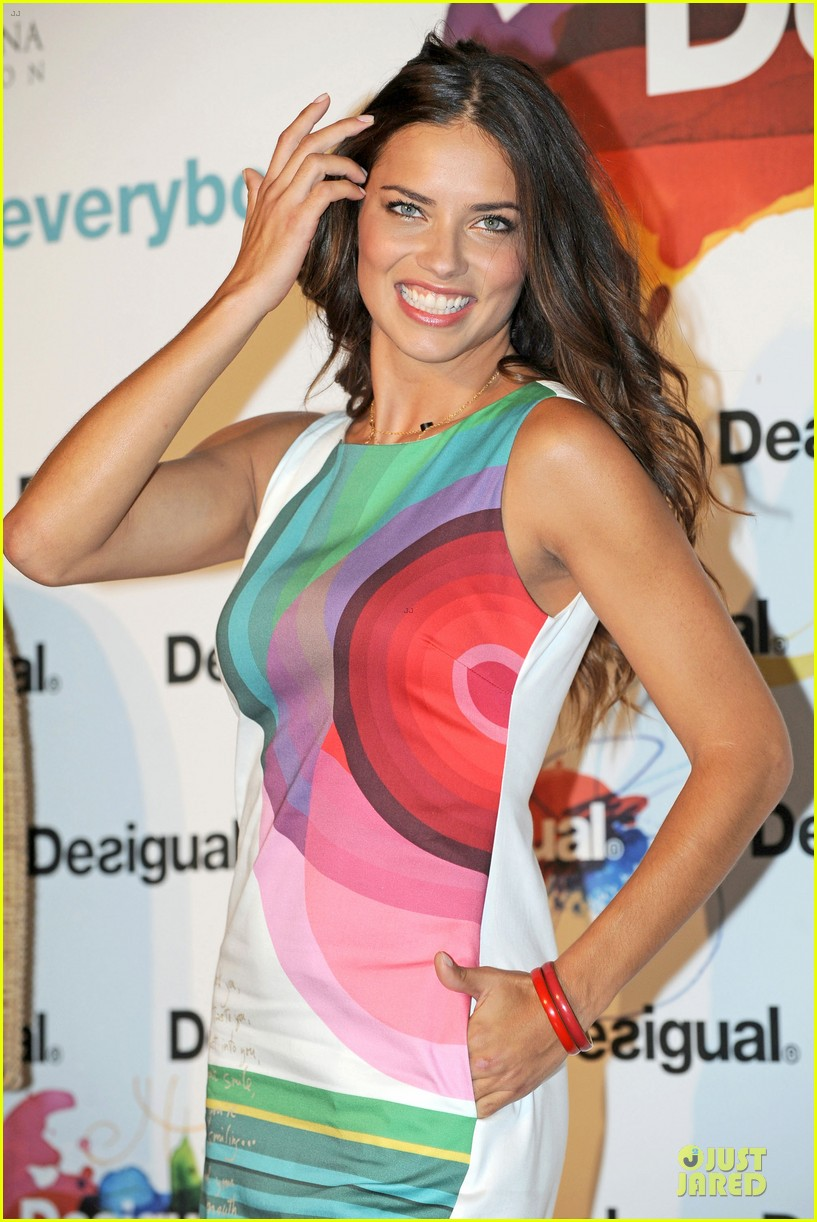 adriana lima desigual for everybody sex fun love event 04