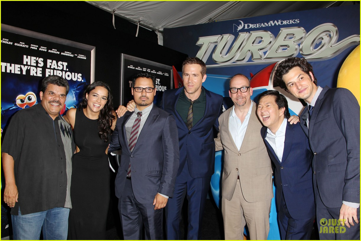 blake lively ryan reynolds turbo nyc premiere 142906730