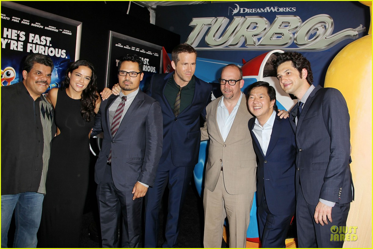 blake lively ryan reynolds turbo nyc premiere 152906731