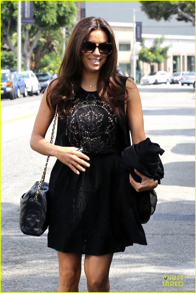 eva longoria i have so much hair 022917969