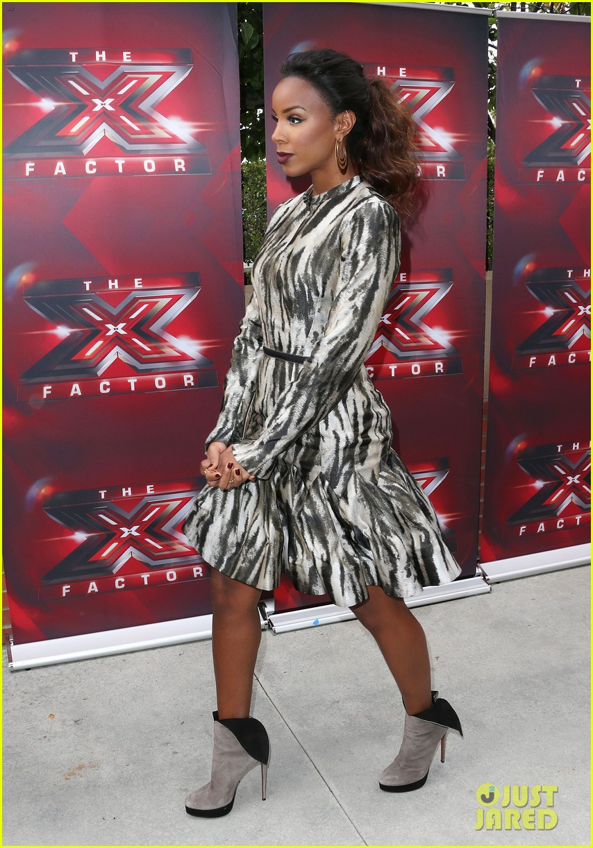 demi lovato kelly rowland x factor la auditions day two 012908139