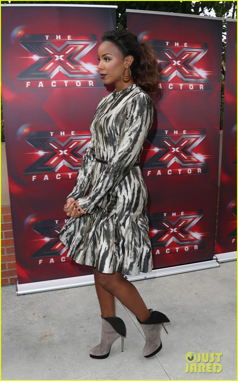 demi lovato kelly rowland x factor la auditions day two 172908155