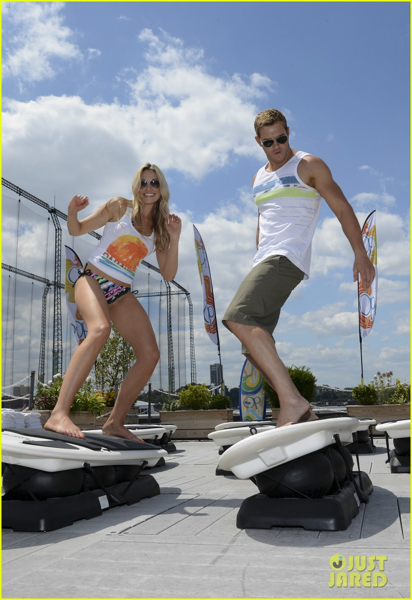 kellan lutz katrina bowden ops surf for life event hosts 222920253