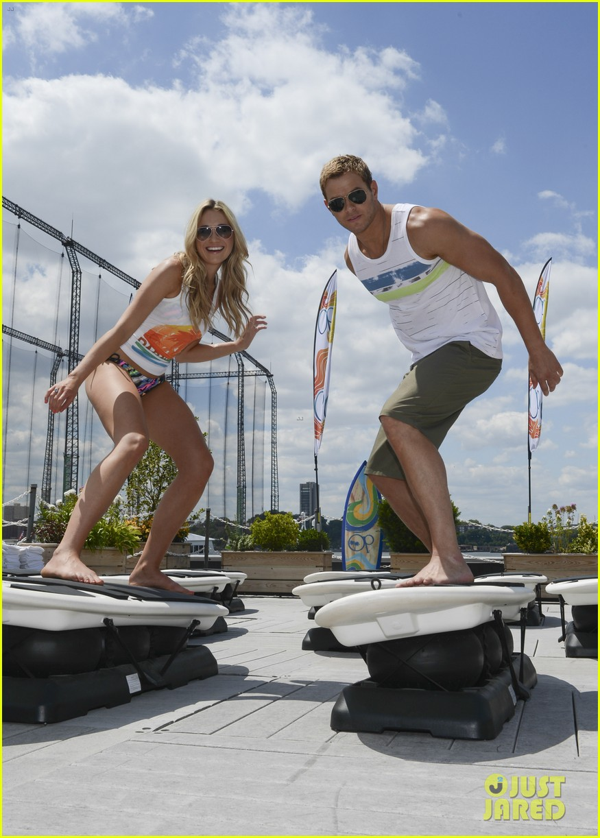 kellan lutz katrina bowden ops surf for life event hosts 232920254