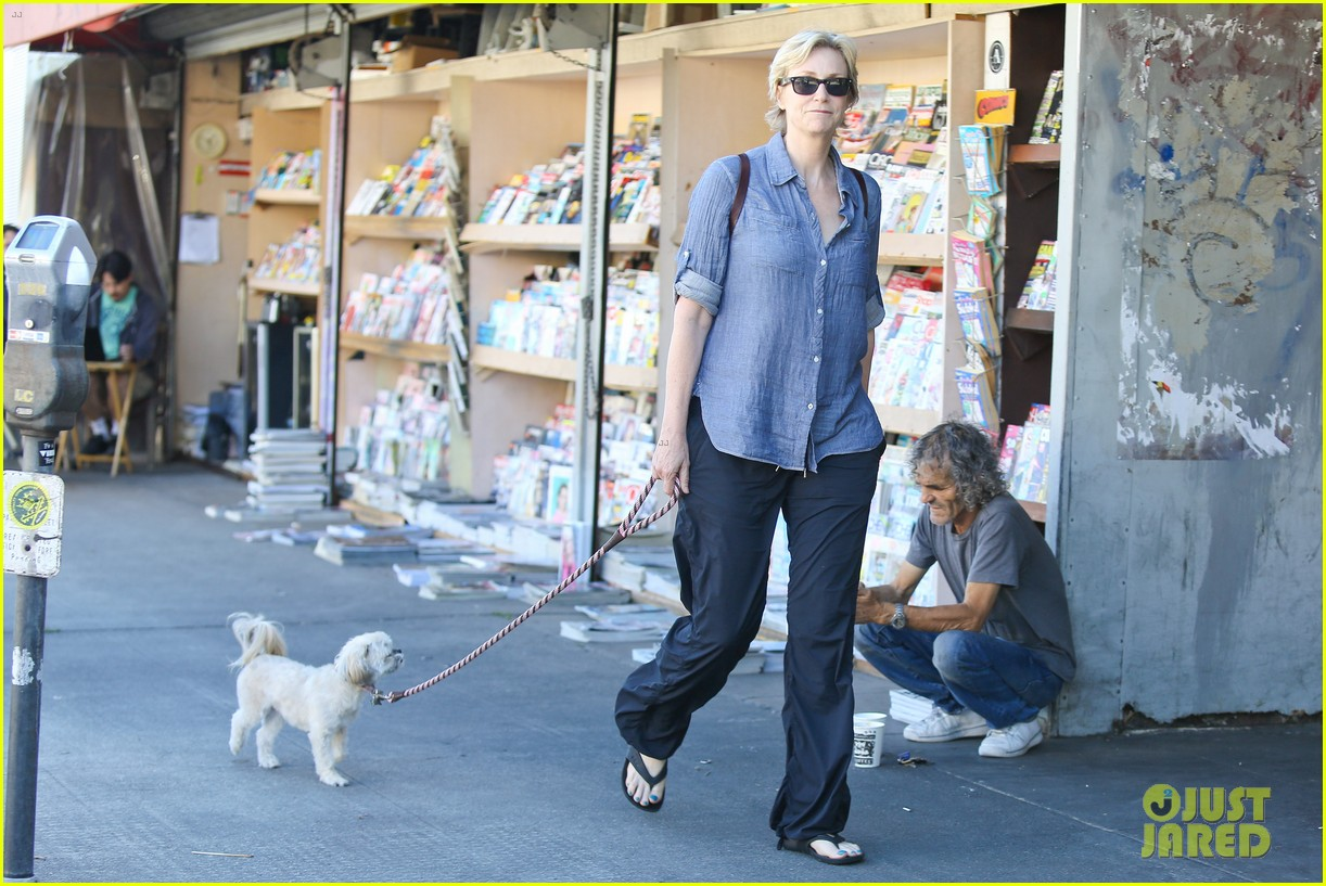 jane lynch cory monteith memorial was beautiful 092917037