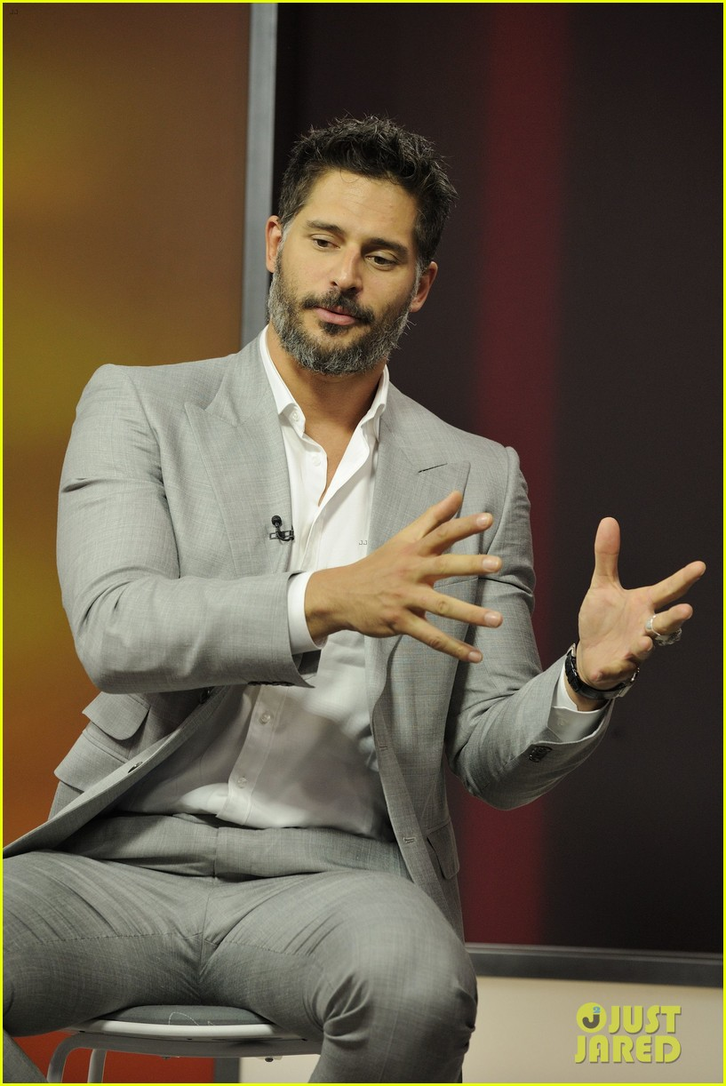 joe manganiello morning show appearance in toronto 032904058