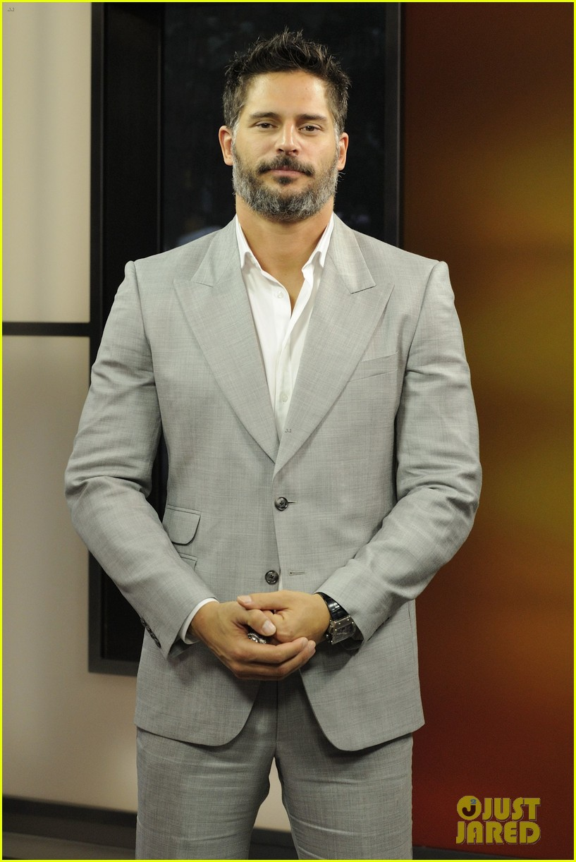 joe manganiello morning show appearance in toronto 052904060