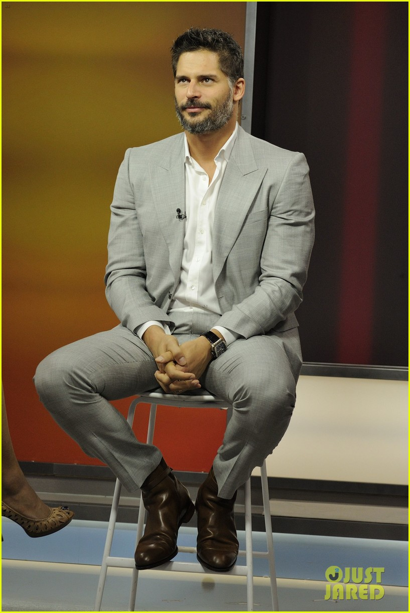 joe manganiello morning show appearance in toronto 072904062