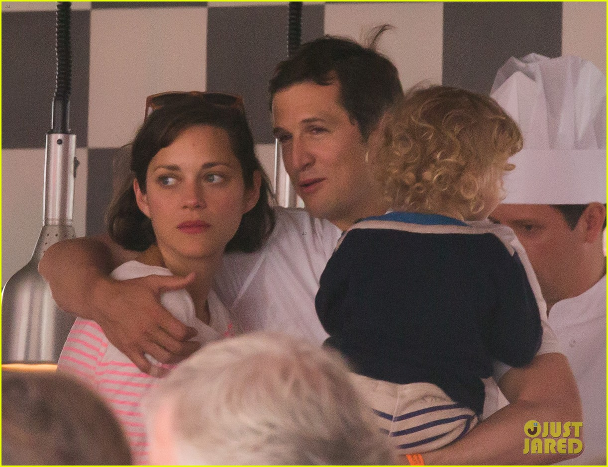 marion cotillard guillaume canet monaco jumping show marcel 052901296