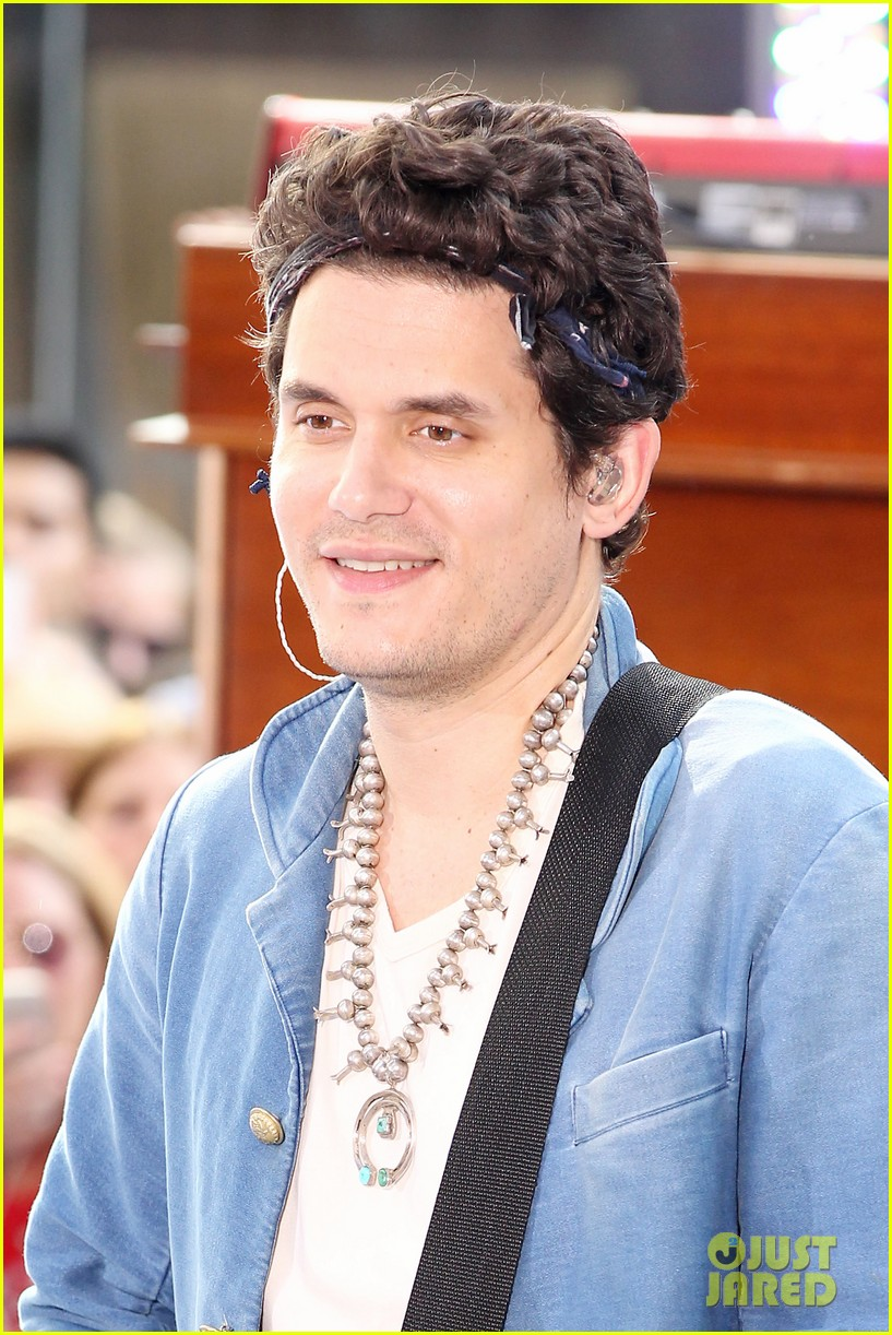 john mayer today show performance 092904396
