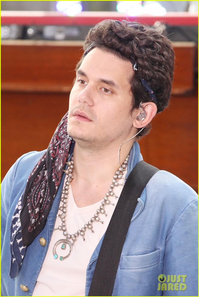 john mayer today show performance 182904405