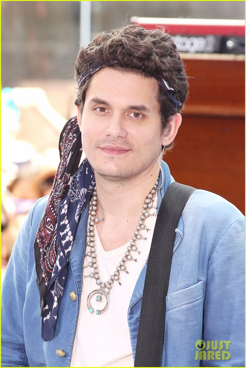 john mayer today show performance 262904413