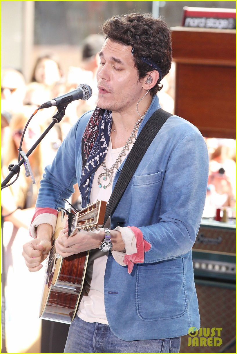john mayer today show performance 272904414
