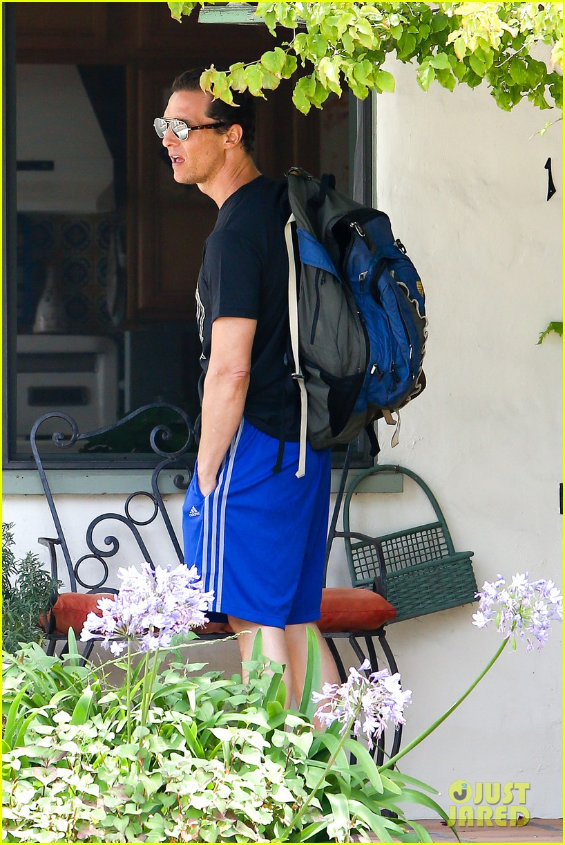matthew mcconaughey camila alves separate cali outings 082904340
