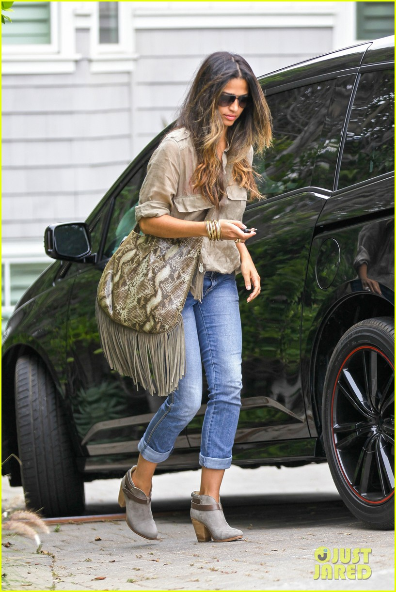 matthew mcconaughey camila alves separate cali outings 24