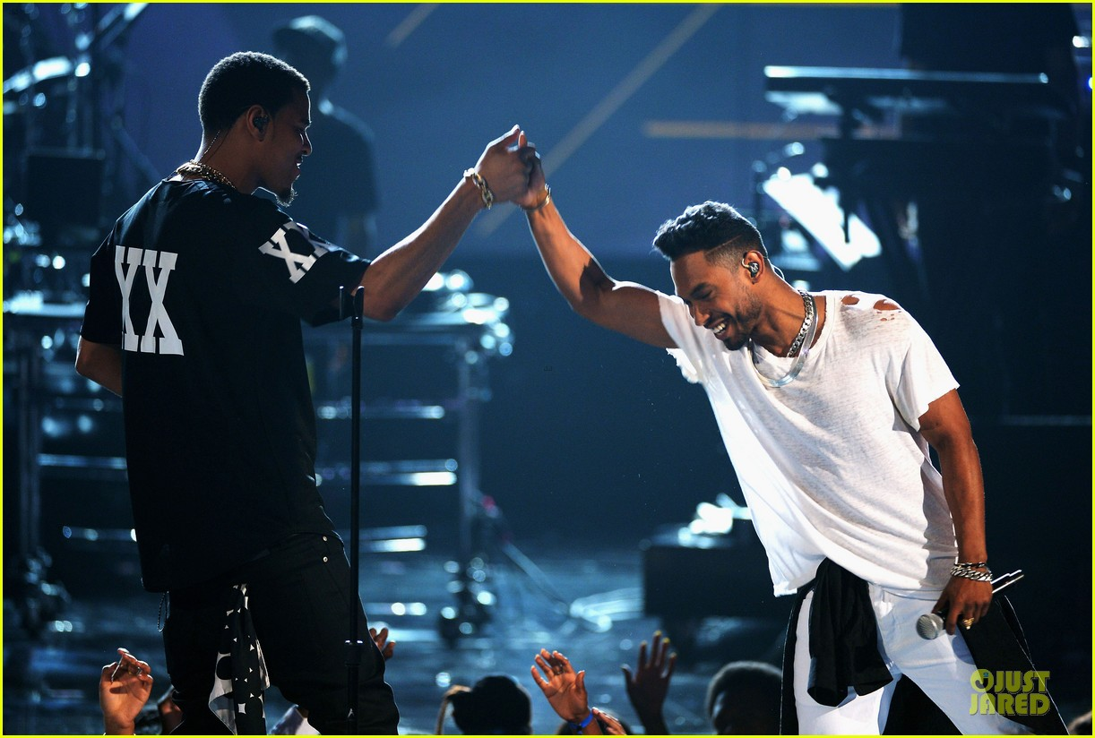 miguel kendrick lamar bet awards 2013 performances video 132901784