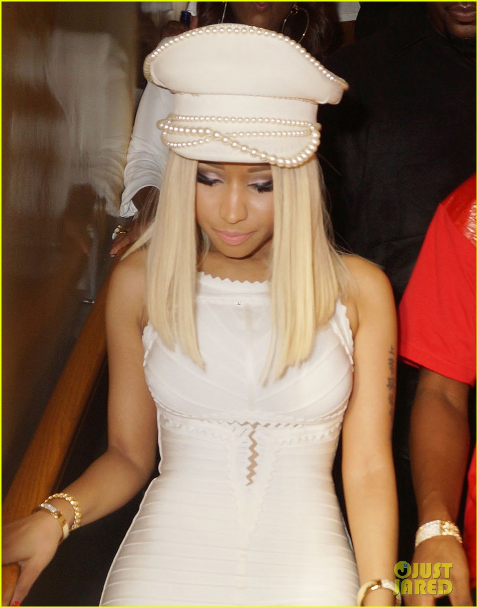 nicki minaj fourth of july party with safaree samuels 052904743