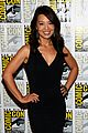 ming na wen clark gregg agents of shield at comic con 12