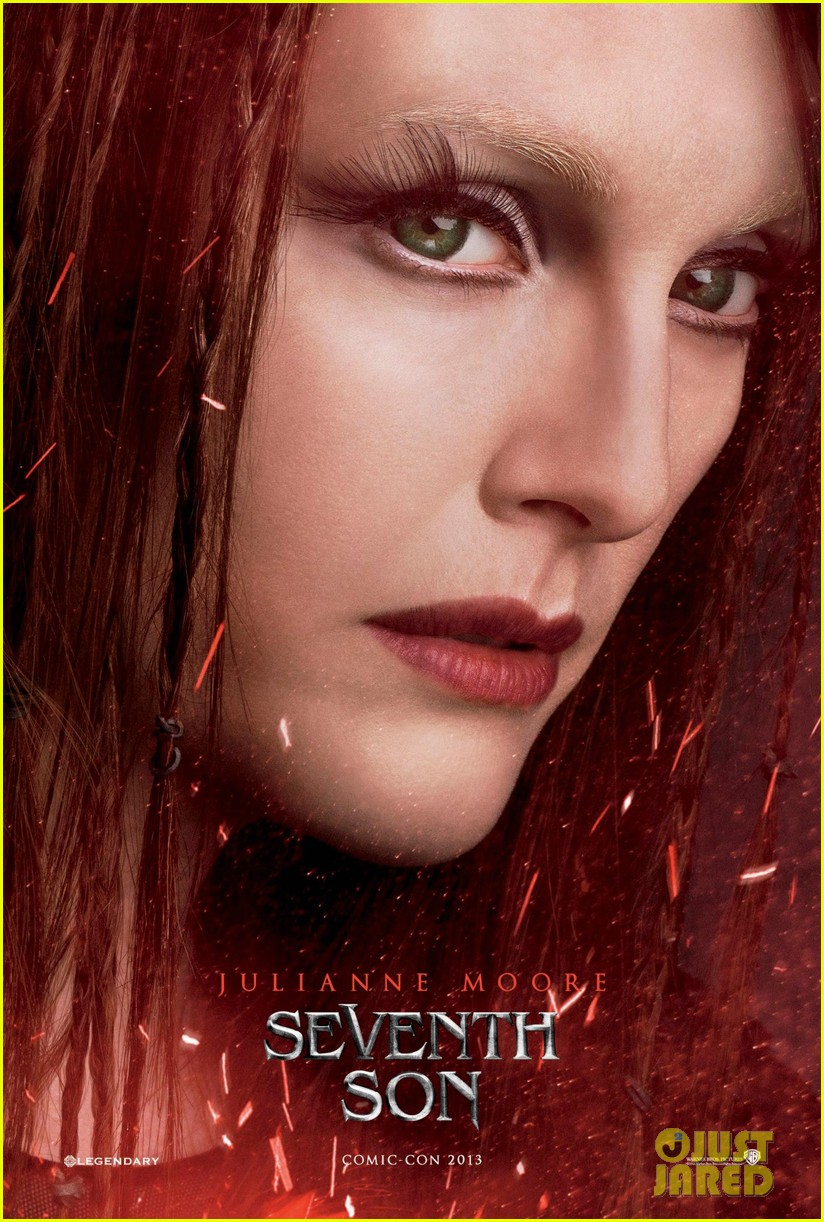 julianne moore ben barnes seventh son comic con posters 052911592