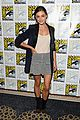 joseph morgan phoebe tonkin the originals at comic con 09