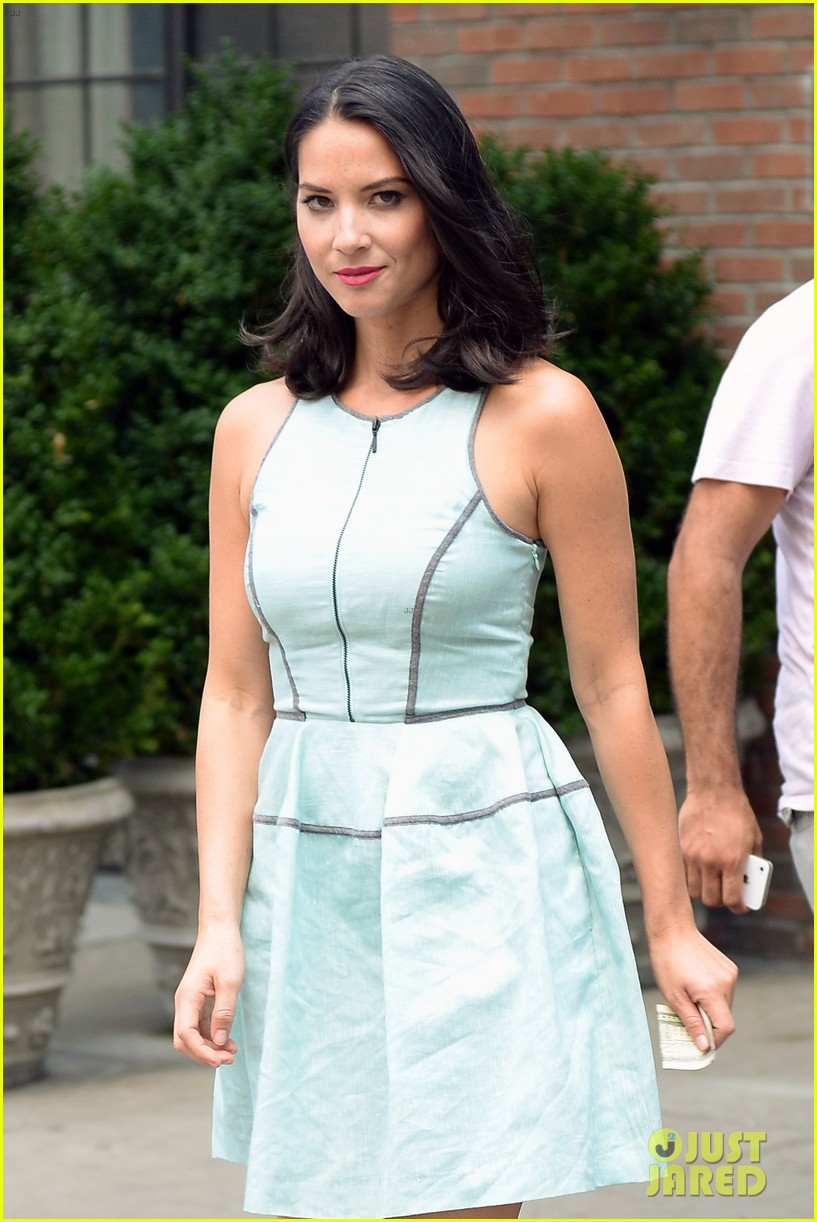 olivia munn live with kelly michael appearance 062906006
