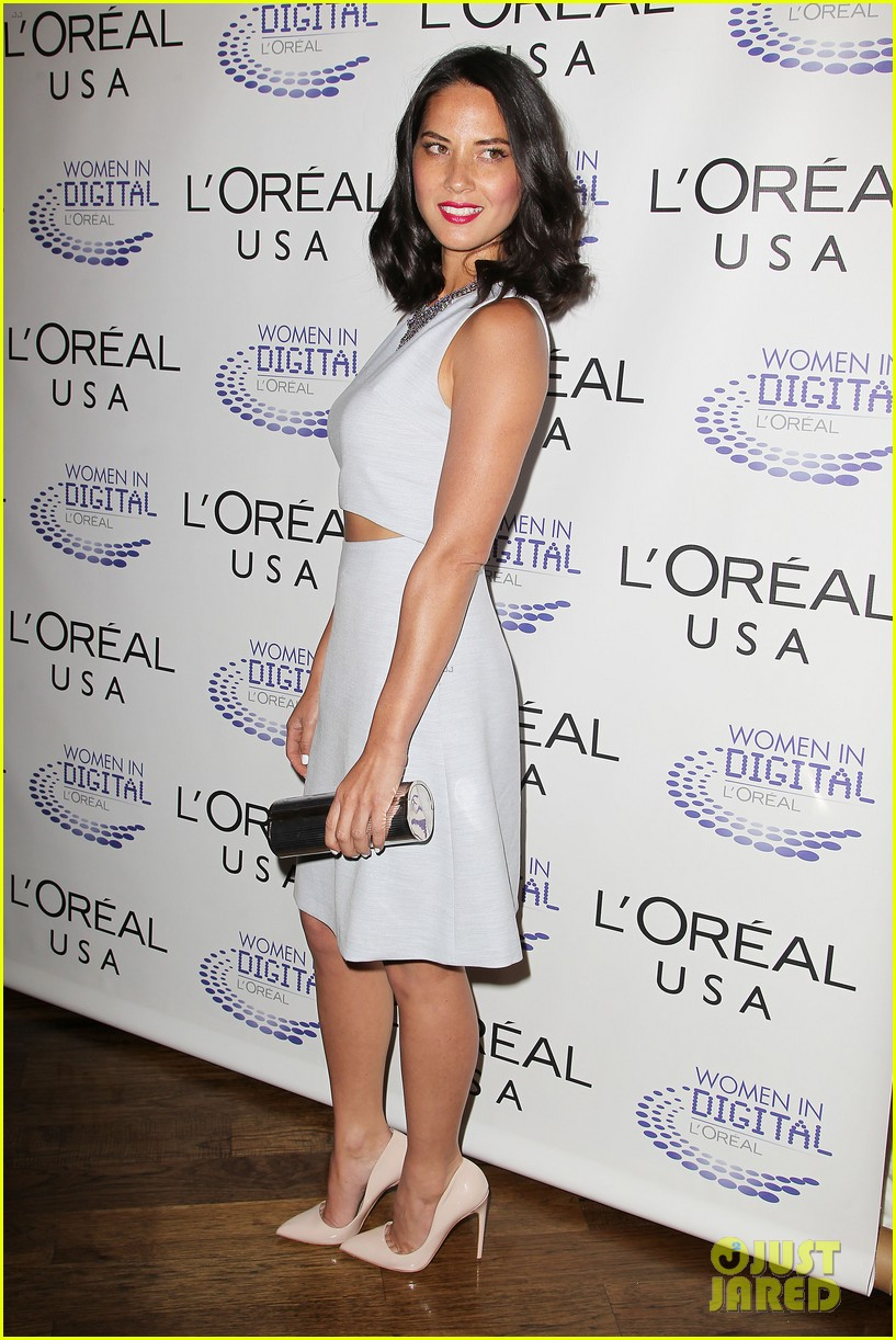 olivia munn loreal usa next generation awards 032911070