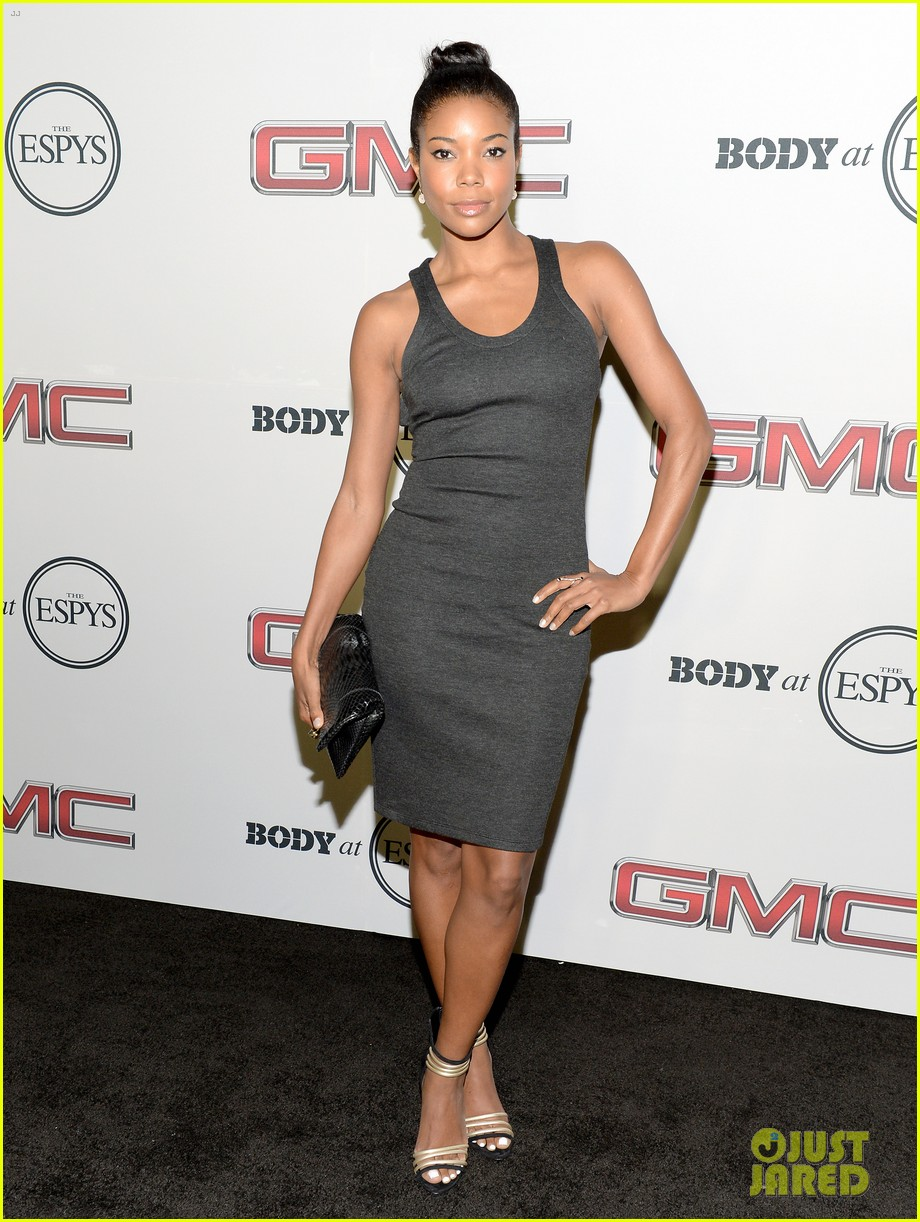 chad michael murray gabrielle union espn body issue party 07