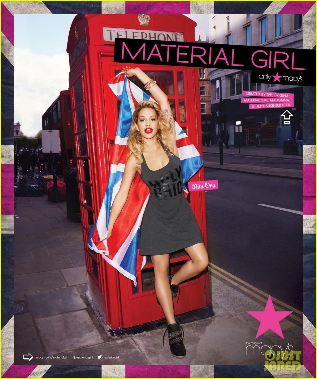 rita ora material girl campaign pictures 03