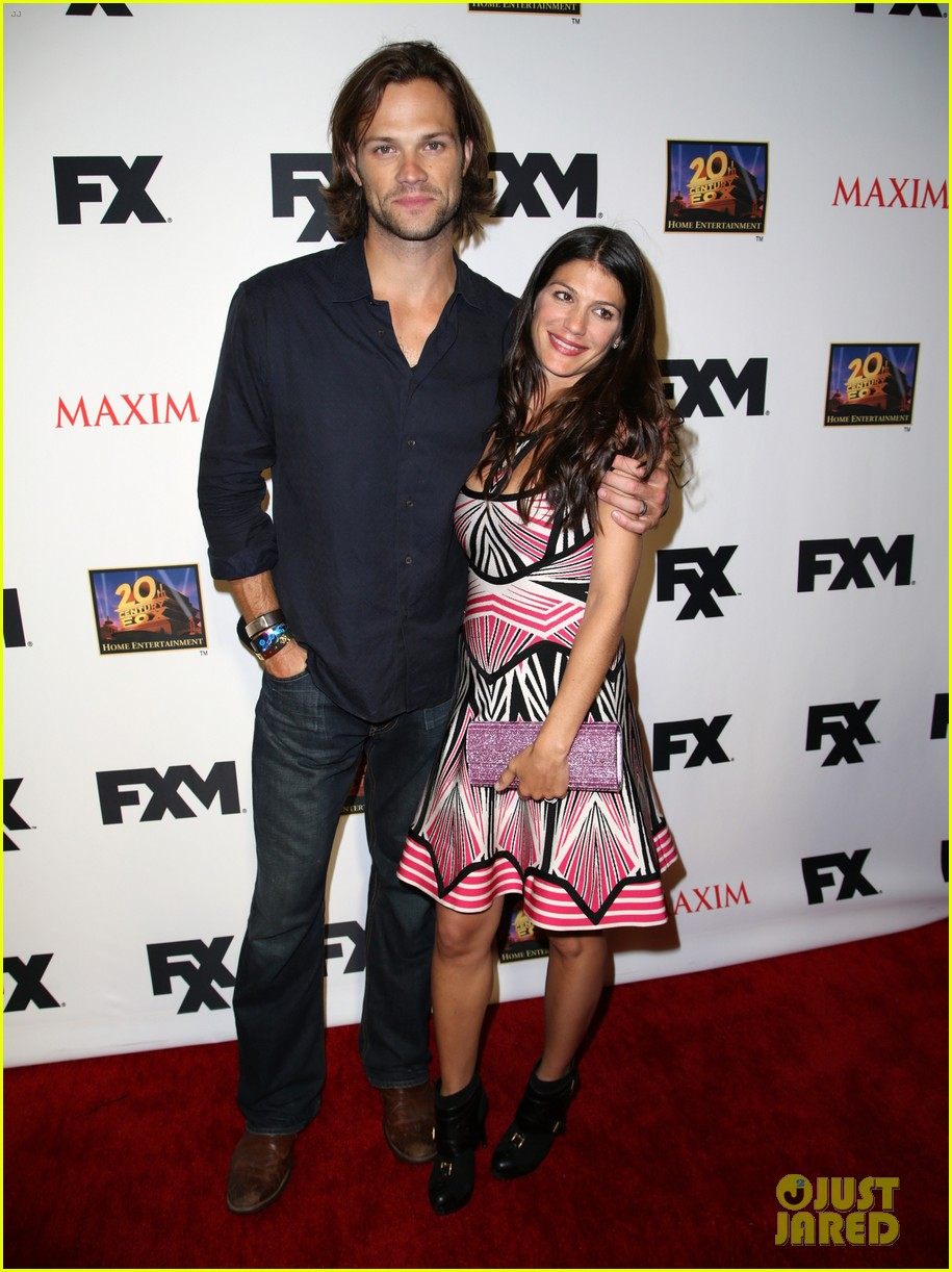 jared padalecki expecting second child with wife genevieve 052913283