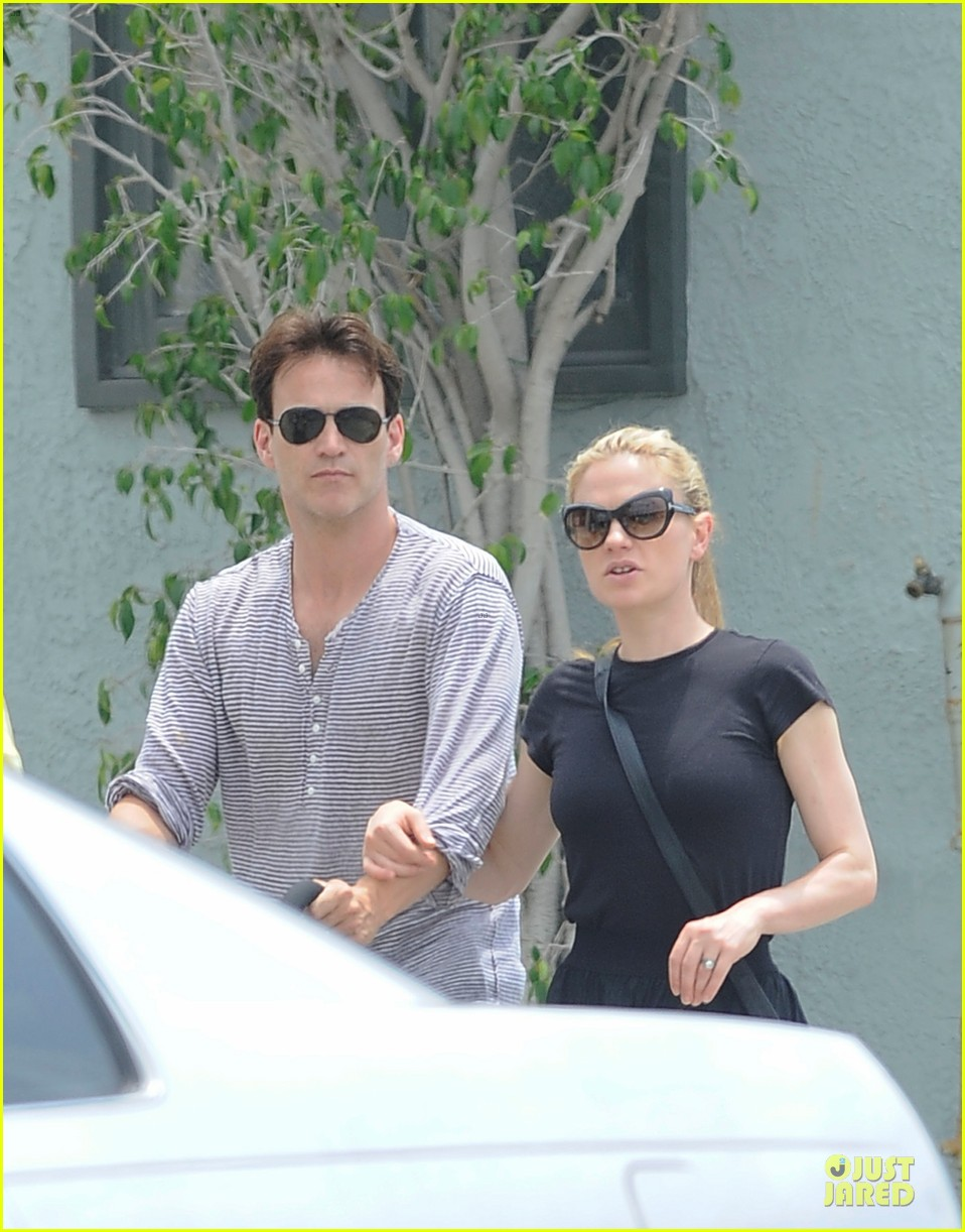 anna paquin stephen moyer venice stroll with the twins 042901583